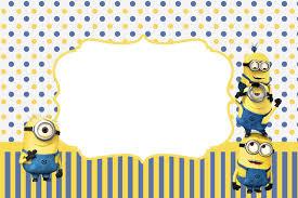 minion birthday invitations gallery invitation design ideas