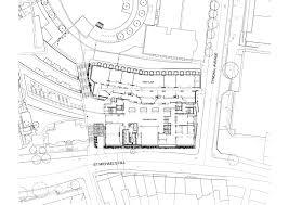 building site plan gallery of bristol sciences building sheppard robson 14