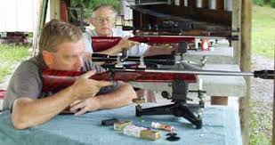 Portable Bench Rest Shooting Stand Benchrest Shooting Rimfire Match Rimfire Benchrest Pinterest