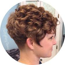 short curly hairstyles above the ear 470 best hair images on pinterest grey hair short cuts and