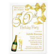 20 best surprise 50th birthday party invitations images on