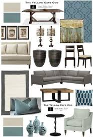Teal Living Room Decor by Gray Blue U0026 Yellow Liking This For The New Living Room