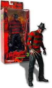 Freddy Krueger Deluxe Figure 30 Cm Freddy Krueger Action Figure