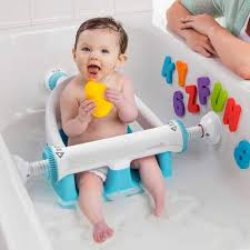 bathtub rings for infants new adjustable sturdy infant baby toddler bath tub ring seat