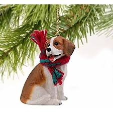 beagle ornament by conversation concepts