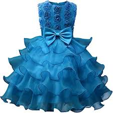 kids wedding dresses nnjxd girl dress kids ruffles lace party wedding
