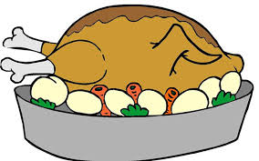 pic of thanksgiving dinner clip library