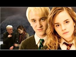 could draco and hermione actually work youtube