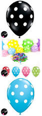Halloween Birthday Balloons by Many Color Polka Dot Balloon Kids Halloween Christmas Birthday