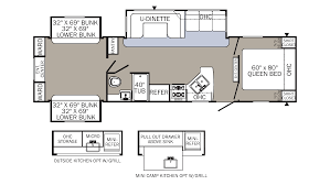 palominopuma32fbis puma travel trailer floor plans crtable