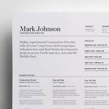 corporate resume template corporate resume template vol 4 the resume vault