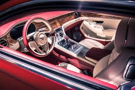 bentley steering wheel at night all new bentley continental shown in frankfurt cars co za