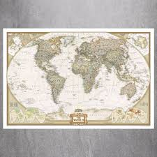 World Map Canvas Art by Popular Art Map Buy Cheap Art Map Lots From China Art Map