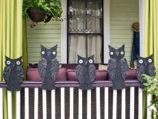 Fun Outdoor Halloween Decorations by 65 Diy Halloween Decorations U0026 Decorating Ideas Hgtv
