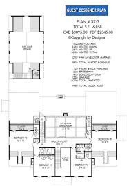 house plan 37 3 vtr house plans by garrell associates inc house plan 37 3 2nd floor plan