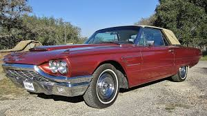 1955 ford thunderbird classics for sale classics on autotrader