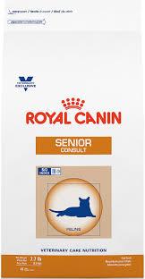 royal canin veterinary diet senior consult dry cat food 7 7 lb
