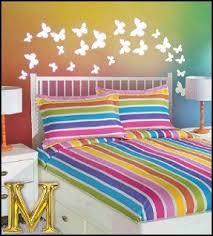 Rainbow Bedroom Decor The 25 Best Rainbow Wall Decal Ideas On Pinterest