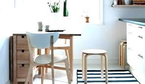 table de cuisine pliante avec chaises table cuisine escamotable a retractable tiroir