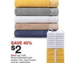 target black friday toys room essentials bath towels 2 pk hand towels or 8 pk washcloths