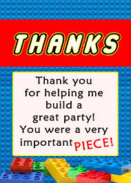 lego thank you cards spiderman thank you cards make baby shower