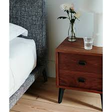Chest End Table Mcqueen Bedside Chest Matthew Hilton Bed The Future Perfect