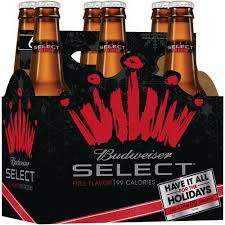 how much is a six pack of bud light budweiser select beer 6 pack 12 fl oz walmart com