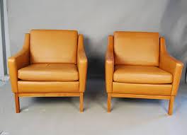 Danish Leather Armchair Sold Pair Of Danish Leather Armchairs 33d044 Danish Vintage Modern