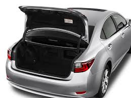 lexus es hybrid video image 2016 lexus es 300h 4 door sedan hybrid trunk size 1024 x