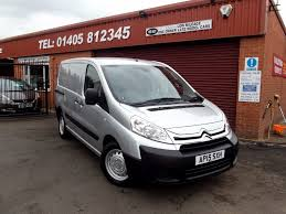used citroen dispatch vans for sale in doncaster south yorkshire