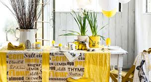 Easter Table Decorations Australia by Yellow Easter Table Decoration 79 Ideas