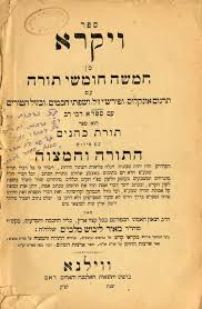 the rebbe book the book of vayikra with sts and glosses of the rebbe rabbi