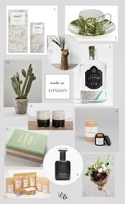 wedding gift guide made in london gift guide weddings
