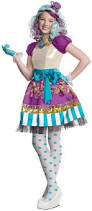 mario costume for toddlers ever after high madeline hatter child u0027s costume costumes com au