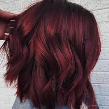 hair color 201 mulled wine hair color is perfect for winter glamour