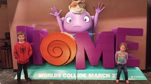 home in theaters dreamworks home movie review see it in theaters today