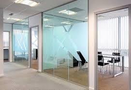 bureau vitre cloison vitrée bord à bord m2 space ile de