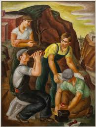 depression era art favorites museum collections up close mnhs org