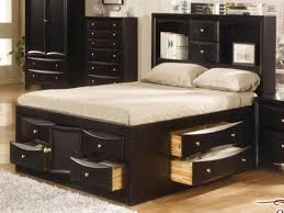 Bed Frames Full Size Bed by The Best Idea Of Full Size Bed Frame With Drawers U2014 Modern Storage