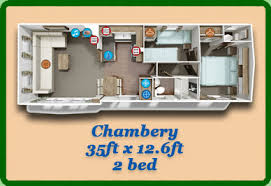 Caravan Floor Plans Holiday Home Interiors And Layouts Treworgans Holiday Park