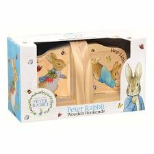 bunny bookends the official rabbit store