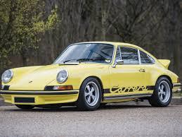 porsche carerra 911 rm sotheby s 1973 porsche 911 rs 2 7 touring