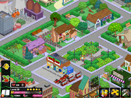 simpsons tapped out house layout house interior
