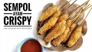 sempol lele resep sempol ayam crispy camilan lezat cocok buat kamu yang