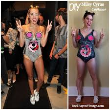 Miley Cyrus Halloween Costumes 25 Miley Cyrus Halloween Costume Ideas
