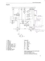volvo penta sel alternator wiring diagram volvo diy wiring diagrams