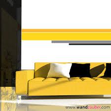 wand streifen streifen auf gelber wand gemtlich on moderne deko ideen mit ber
