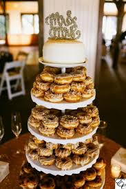 Wedding Cake Display Trending 20 Perfect Wedding Donuts Display Ideas Oh Best Day Ever