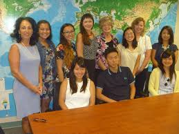 Spc Seminole Campus Map Students From Sister City Takamatsu Japan Visit Spc By Mary