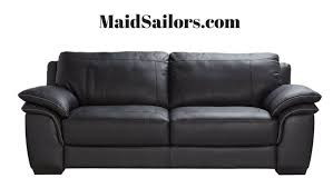 What To Use To Clean Leather Sofa How To Maintain Clean Your Leather Sailors